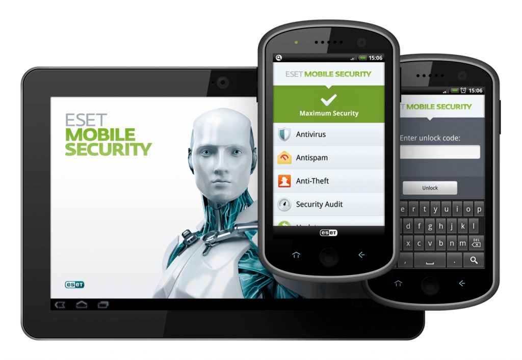 تطبيق ESET Mobile Security & Antivirus