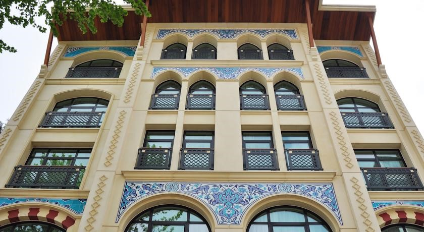 best 5 hotels in istanbul